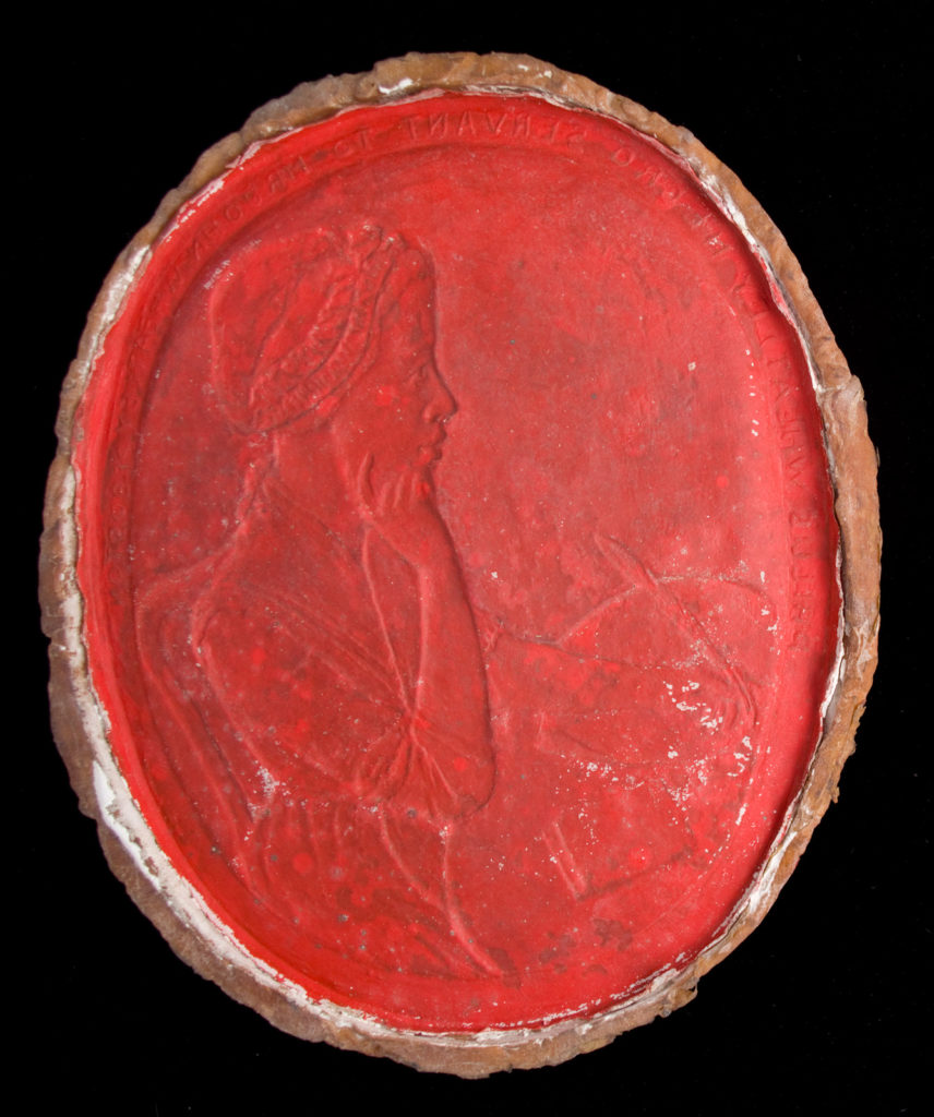 Mold Phillis Wheatley